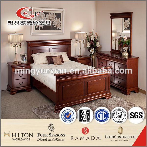 Antique 5 Etoiles Hotel Haute Qualite Meubles De Chambre A Coucher En Bois Https App Alibaba Com Dynamiclin Wooden Bedroom Furniture Wooden Bedroom Furniture
