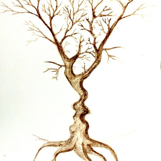 The tree of the kiss