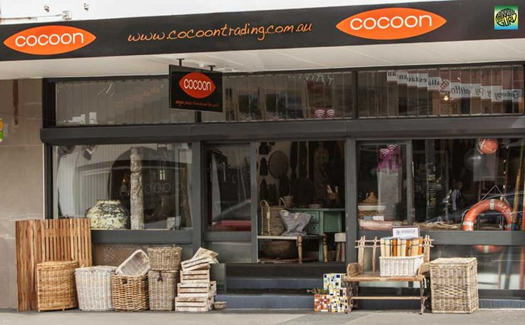 Cocoon sells unique pieces from around the world. For unusual, eclectic and primitive pieces, furniture, rugs, lighting, gifts and much more.