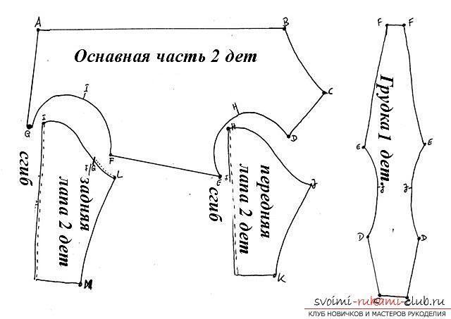 Учимся шить одежду для маленьких собак самостоятельно   svoimi-rukami-club.ru