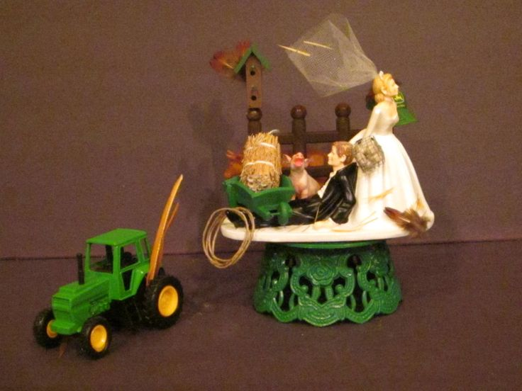 john deere wedding cake toppers 17 best wedding cake toppers images on cake 16604