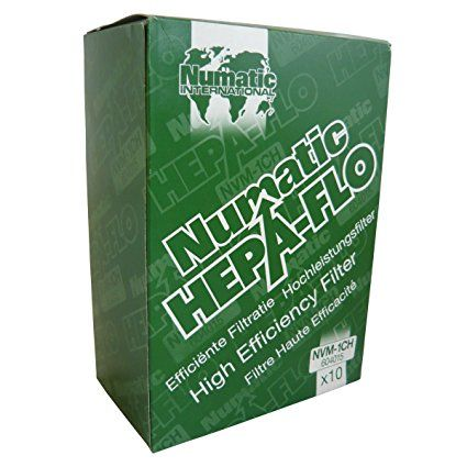 Numatic NVM-1CH Numatic Henry Cleaner Bags - 1 Box (Pack of 10) £5.99 & FREE UK Delivery on orders dispatched by Amazon over £20. 1 in Business, Industry & Science (See top 100)      #2 in Kitchen & Home > Kitchen & Home Appliances > Vacuuming, Cleaning & Ironing > Vacuums & Floor Care > Vacuum Accessories > Vacuum Bags > Upright Bags