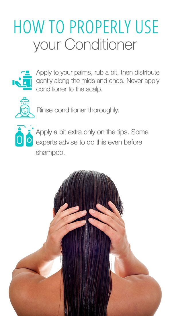 How To Properly Use Your Conditioner Nourishing Hair Conditioner Hair Care