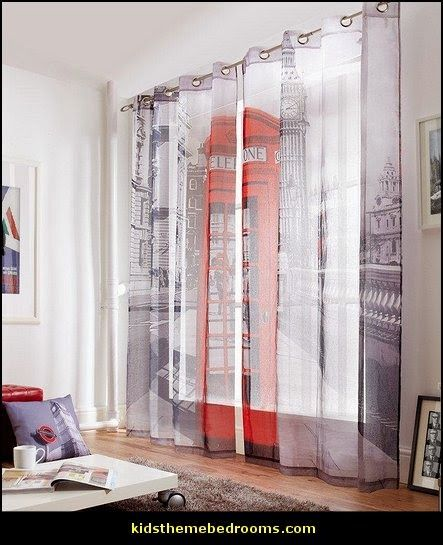 24 best union jack london themed bedroom images on for Decor mural underground