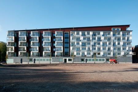 Puukerrostalo PUUMERA | Woodarchitecture.fi