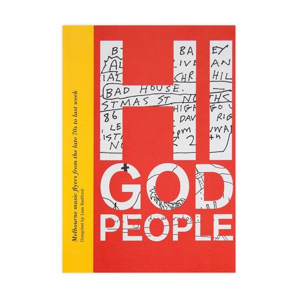 Hi God People, Lisa Radford: Book