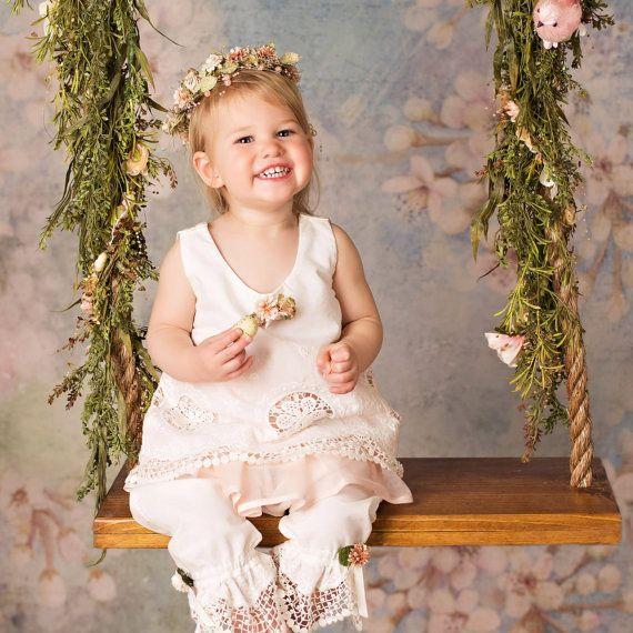 Cuerda Swing, niños fotografía Prop, Prop oscilación, oscilación de la cuerda de madera, fotografía recién nacido apoyos, recién Swing Prop, niño Swing, niño oscilación