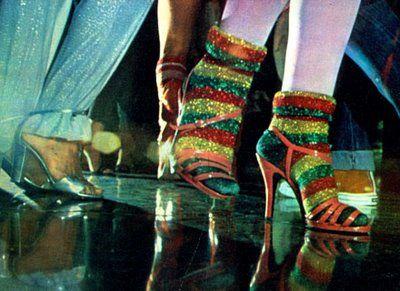 [ Sapatos discoteca ] 1960
