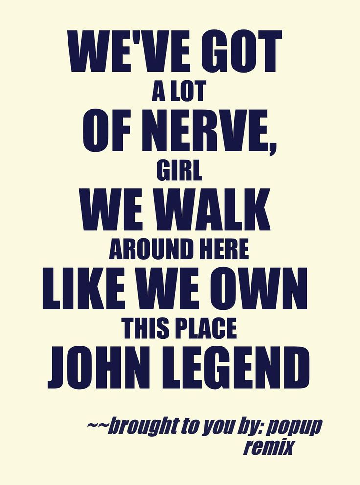 1000+ John Legend Quotes on Pinterest | Arabic Proverb ...