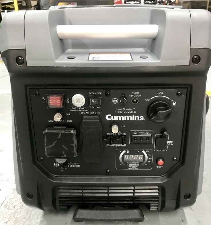 Cummins generator w remote start cummins portable onan
