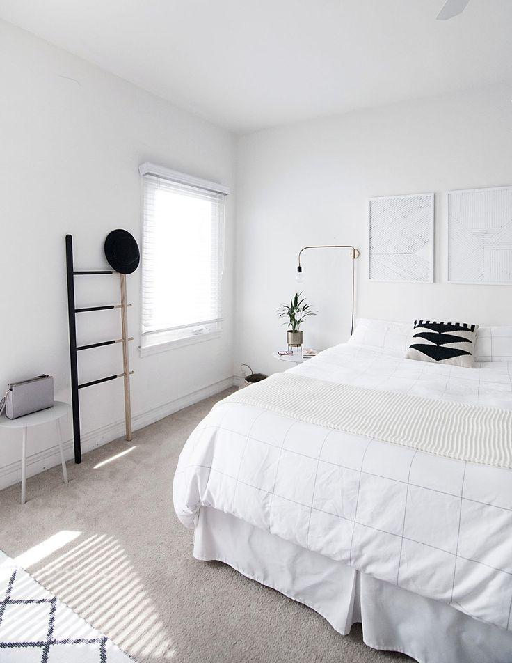 How To Achieve A Minimal Scandinavian Bedroom Minimalist Bedroom Designs Spreikatunjep Bedroom Design Trends Minimalist Bedroom Design Scandinavian Bedroom Minimalist bedroom color view images