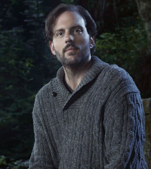 Best part of Grimm. His name in real life is Silas lol I didn't know who he was till after I had my son (names Silas) and this is actually somewhat how I pictured him looking when he's older LOL