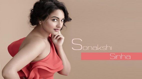 Sonakshi Sinha Hot Actress Wallpaper & Images