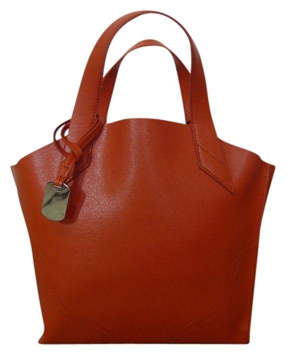 Shoulder Bag for Women On Sale, Orange, Leather, 2017, one size Furla