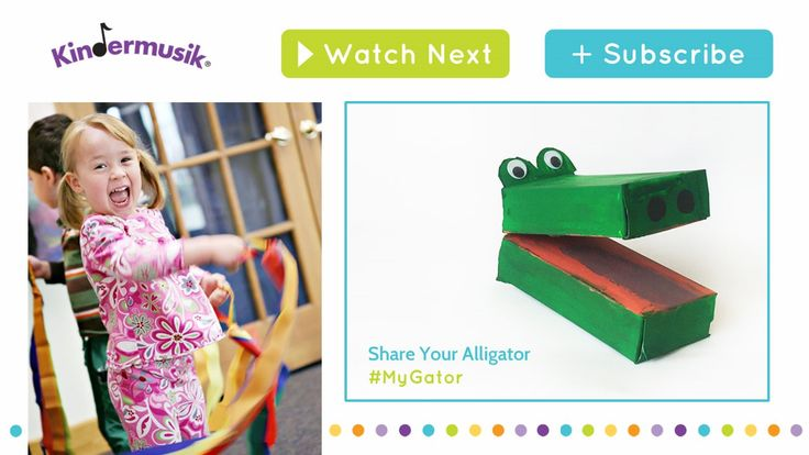 Hand puppets are ideal for developing speaking and listening skills. Children often communicate more easily with puppets, giving them confidence to express their ideas and feelings. Watch how to turn an old spaghetti box into a playful alligator puppet!