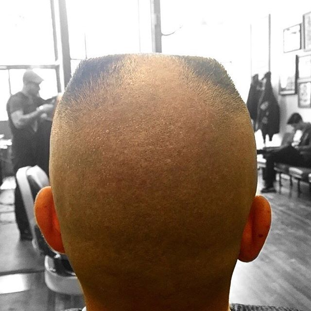 Outstanding Horseshoe Flattop From Barbergreg Of Chicago S
