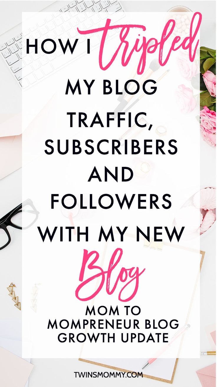 Month 3 Blog Growth Update: How I Tripled My Blog Traffic, Subscribers and Followers