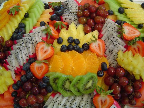 beautiful fruit!
