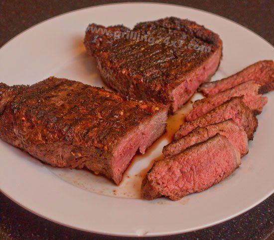 Southwest style steak dry rub recipe - Grilling24x7