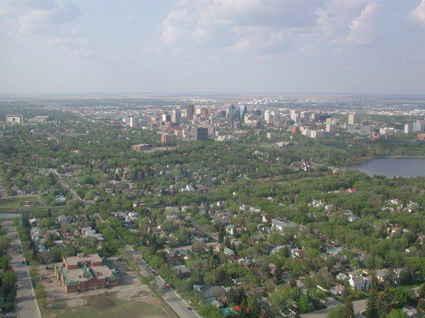 Regina, Saskatchewan, Canada...the second largest city in Saskatchewan