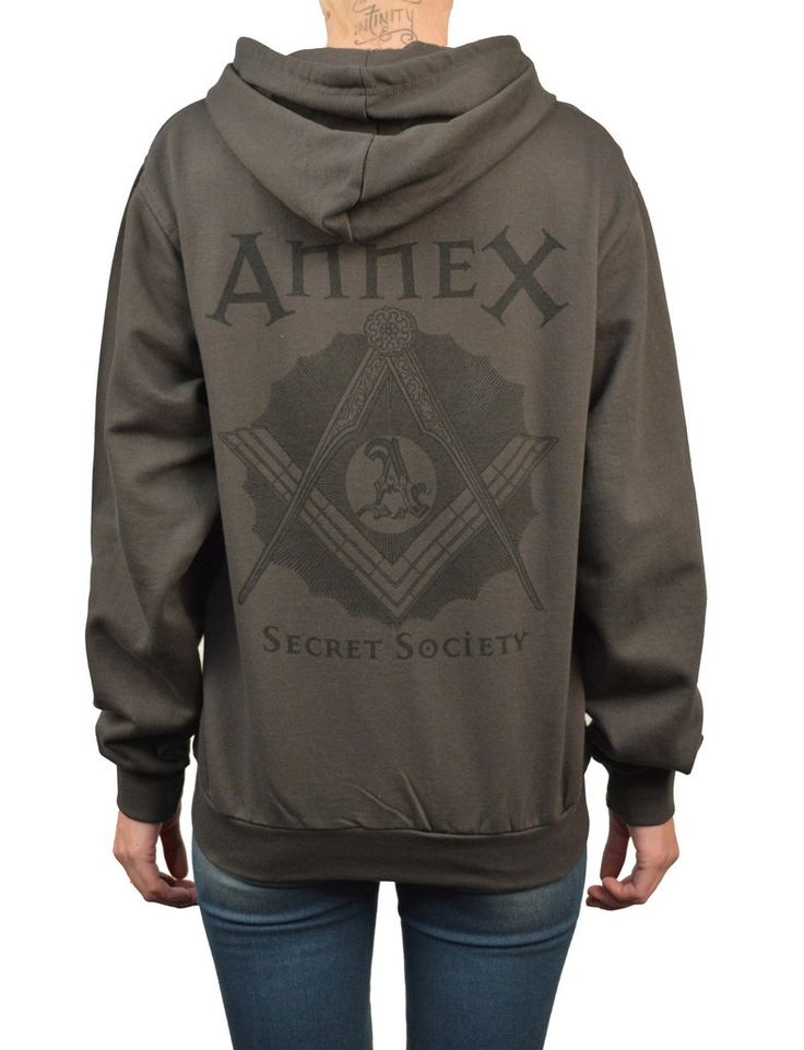 Women's Secret Society by Annex Freemasons Masonic Mason Tattoo Hoodie – moodswingsonthenet