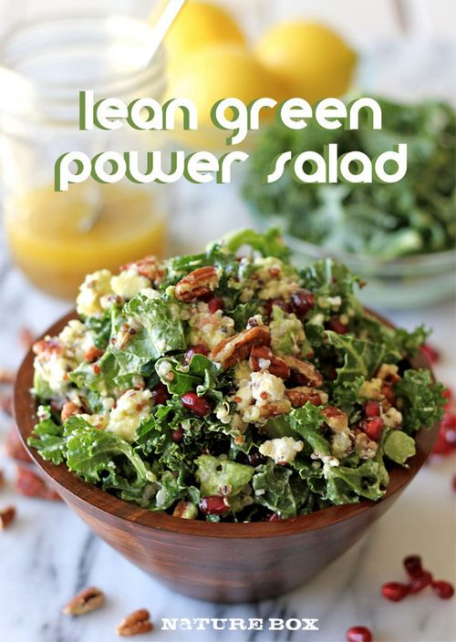 Why not whip up a kale salad packed with fresh avocado, quinoa, pomegranate  seeds, pecans and crumbly goat cheese along with a wonderfully tart Meyer  lemon vinaigrette? It's the perfect dish for a light but substantial lunch  or dinner.
