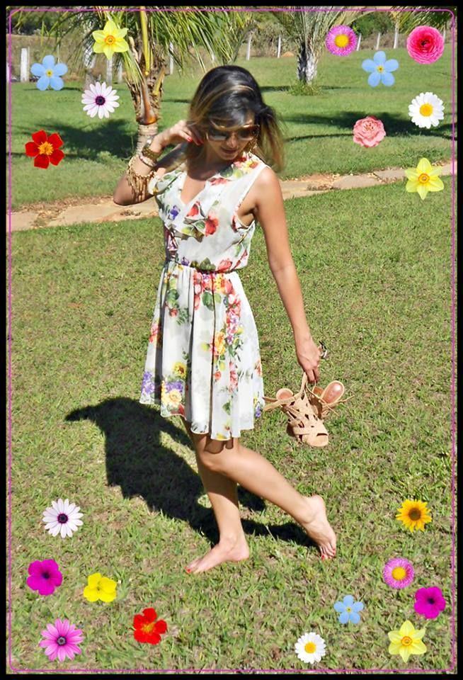 vestidos de verao modelos 2014 3: Vestidos Da, Juliana Lupp, Dresses, Modelos 2014, Summer, De Verao, Verao Modelos, Spring Outfit, Vesido De