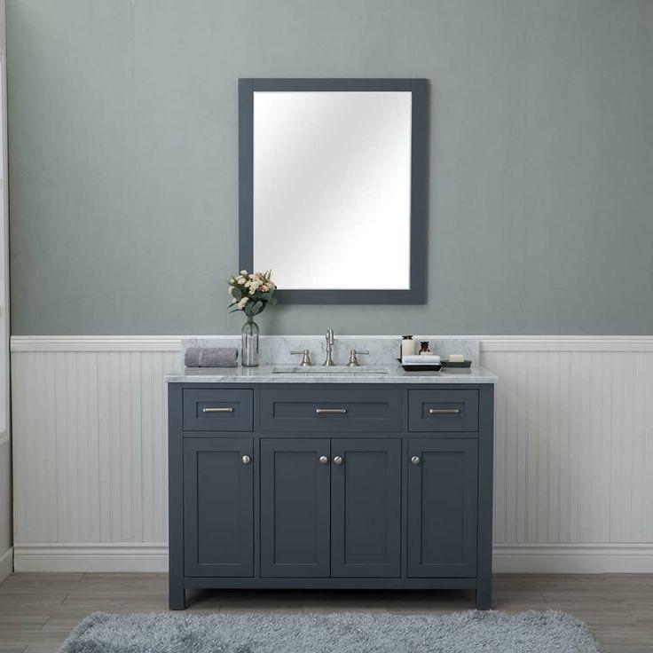 Best 25 Grey Bathroom Vanity Ideas On Pinterest Large Style Showers Bathrooms And Gray Vanity