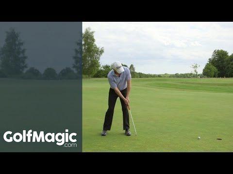 Golf tips: Jordan Spieth putting technique | GolfMagic.com