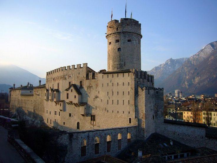 Buonconsiglio castle, Trento, Italy