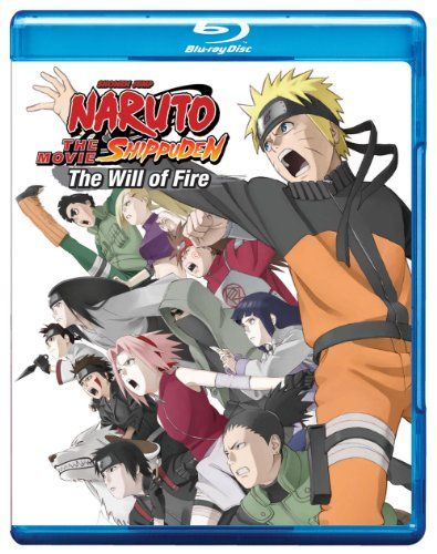 Naruto Shippuden the Movie: The Will of Fire « Holiday Adds