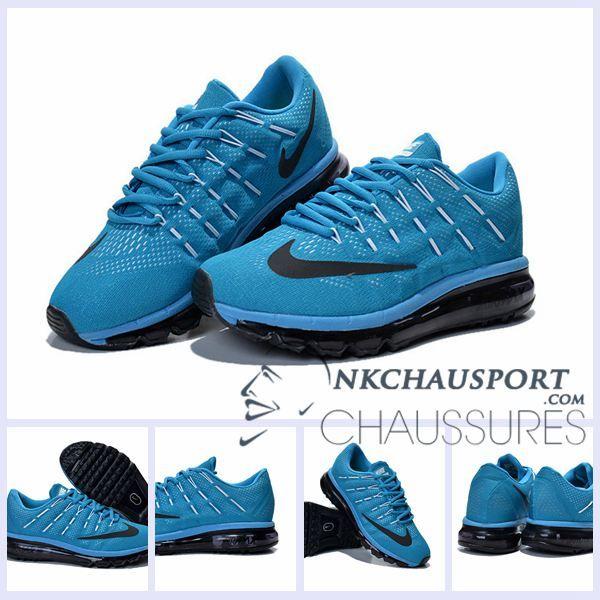 various colors d6769 524e6 nike air max 2016 bleu ciel,Nike Air Max 2016 Photo Bleu Noir Homme