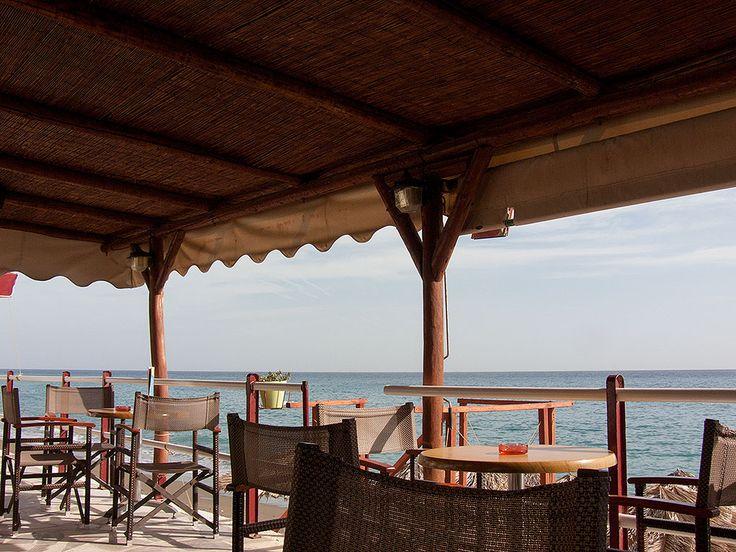 Café's en Restaurants in Mirtos, Zuid-Kreta | Mirtos Crete