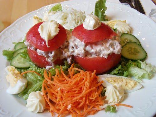 Les 225 meilleures images du tableau salades sur pinterest for Entree fraicheur rapide