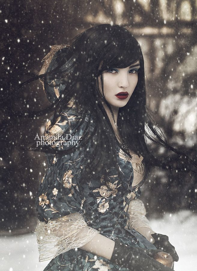 Another favourite from my biggest idol <3 Snow Storm by Amanda Diaz on 500px
