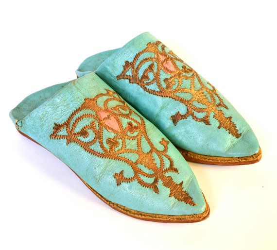 7 Best Babouches Images On Pinterest Moroccan Slippers