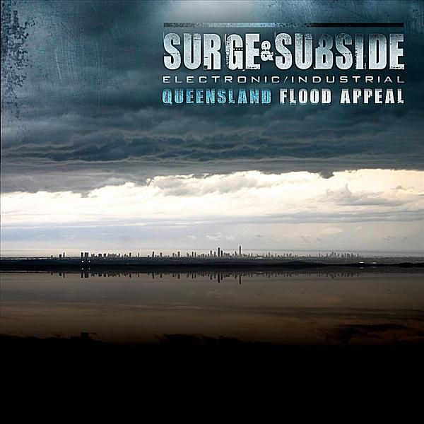 Surge & Subside: Queensland Flood Appeal - Surge & Subside: Queensland Flood Appeal, Red