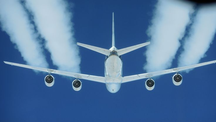 NASA-led study confirms that aviation biofuels can be a boon for the environment - GeekWire