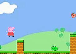 JuegosdePeppaPig.es - Juego: Aventura de Fresas - Jugar Peppa Pig Mamá Pig Decorar, Armar Aventuras Online Gratis