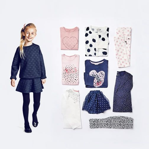 Delicious dots - kids fashion
