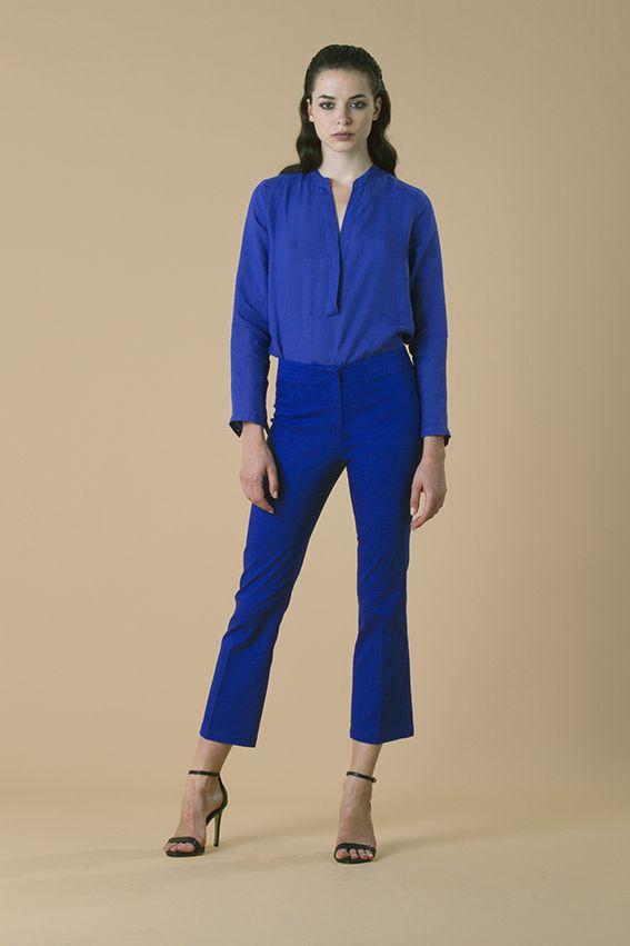 shirt Hazel pant Monnet. #SS16 www.quelle2.It