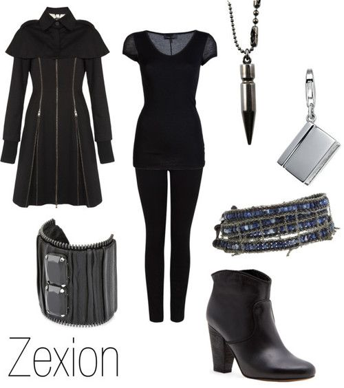 Character Inspired Fashion - Search (Kingdom hearts)