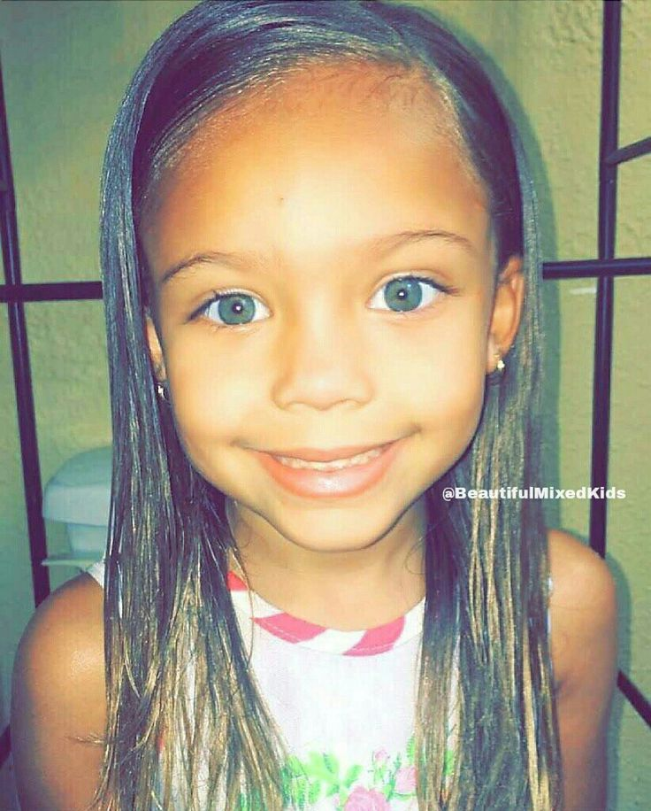 Monét - 5 Years • African American & Caucasian ❤