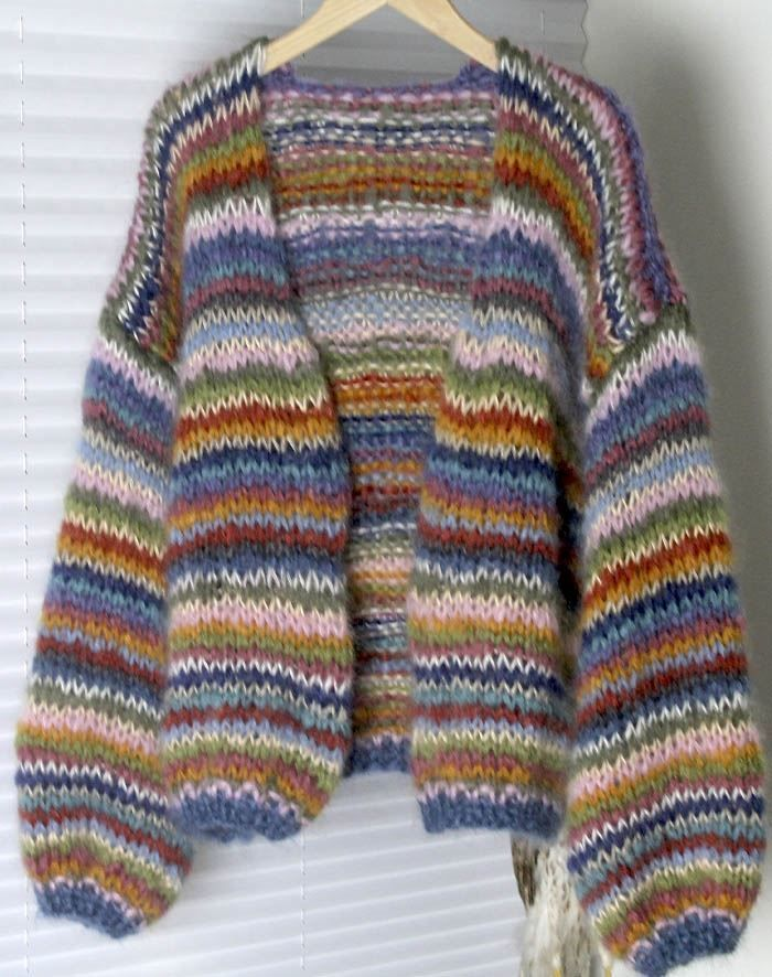 00316a65 Tilda cardigan opskrift | Sweaters | Strikkeopskrifter ...