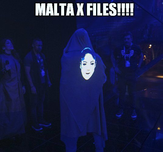 A little scary Ira Losco Gosth.. #Eurovision #Europe #ComeTogether #ESC #ESC2016 #Stockholm #Meme #Malta #Smile #instagood #fashion #outfitpost #amazing #picoftheday #follow #style #ghost