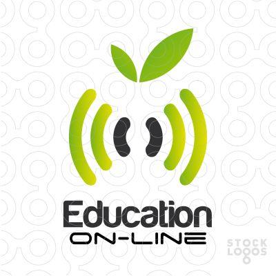 E - Logo Education by GoldAngle