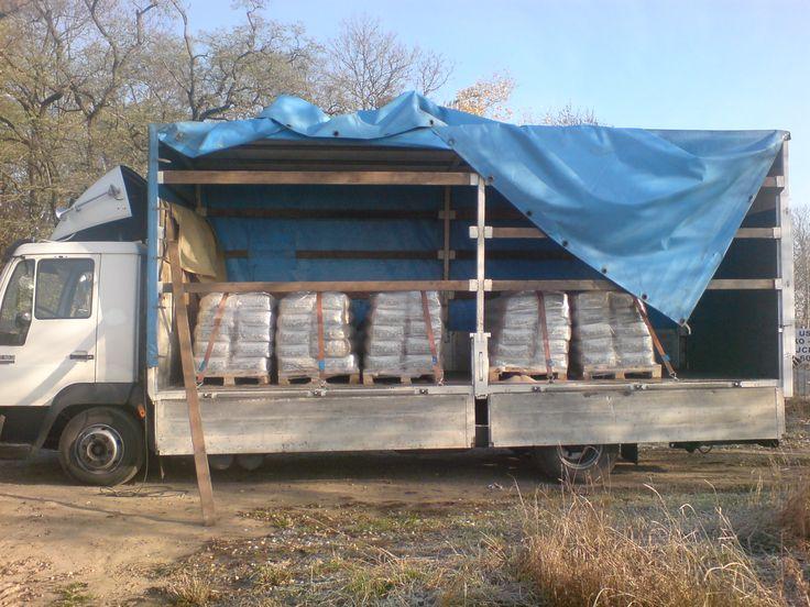 Fachowy transport 6 ton piasku. Z nami wszystko możliwe. http://www.sidor.com.pl