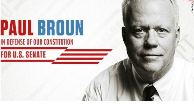 Tea Party Rep. Paul Broun Hypocritically Used Taxpayer Funds For Debate Coach