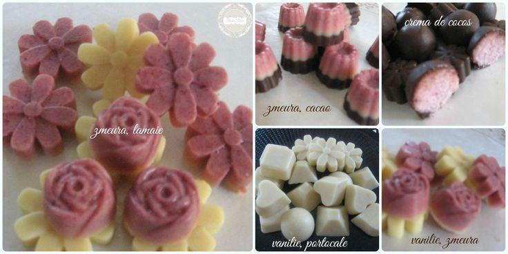 Raw Chocolate Flowers By Almha Rhais