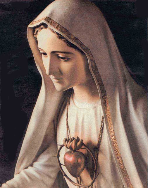 "Erem Maryi ""Brama Nieba"": Serce przy Sercu"